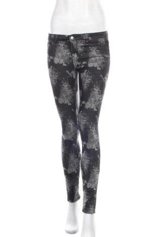 Дамски дънки Zara Trafaluc, Размер XS, Цвят Сив, Цена 30,45лв.