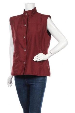 Дамски елек Authentic Clothing Company, Размер XL, Цвят Червен, Цена 9,93лв.