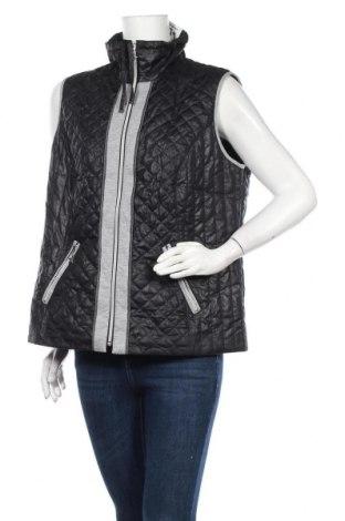 Γυναικείο γιλέκο Collection L, Μέγεθος XL, Χρώμα Μαύρο, Πολυεστέρας, Τιμή 12,18€