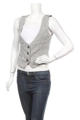 Дамски елек Edc By Esprit, Размер M, Цвят Сив, 97% памук, 3% еластан, Цена 5,78лв.