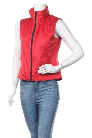 Дамски елек Esprit, Размер S, Цвят Червен, Полиестер, Цена 8,09лв.