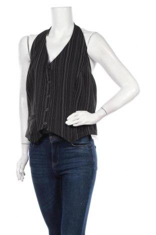 Дамски елек Laura Scott, Размер XL, Цвят Черен, 97% полиестер, 3% вискоза, Цена 3,94лв.