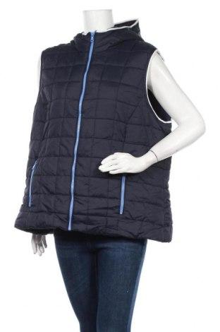 Дамски елек Maxi Blue, Размер XL, Цвят Син, Полиестер, Цена 22,52лв.