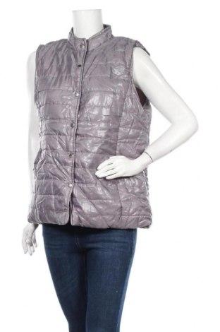 Дамски елек Nathalie Andersen, Размер XL, Цвят Сив, Полиестер, Цена 15,96лв.