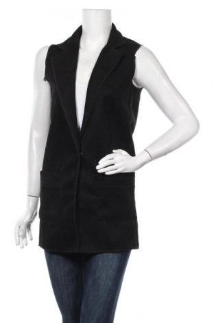 Γυναικείο γιλέκο Top Secret, Μέγεθος XS, Χρώμα Μαύρο, Τιμή 5,72€