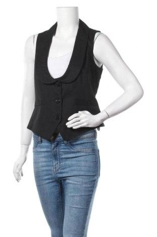 Γυναικείο γιλέκο Viventy by Bernd Berger, Μέγεθος M, Χρώμα Μαύρο, 65% πολυεστέρας, 32% βισκόζη, 3% ελαστάνη, Τιμή 5,00€