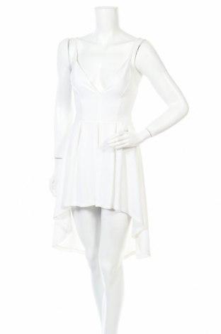 Γυναικεία σαλοπέτα, Μέγεθος S, Χρώμα Λευκό, 96% πολυεστέρας, 4% ελαστάνη, Τιμή 8,64€