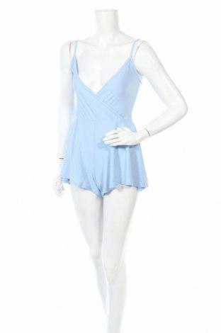 Γυναικεία σαλοπέτα Boohoo, Μέγεθος XXS, Χρώμα Μπλέ, 95% 5% ελαστάνη, Τιμή 15,20€