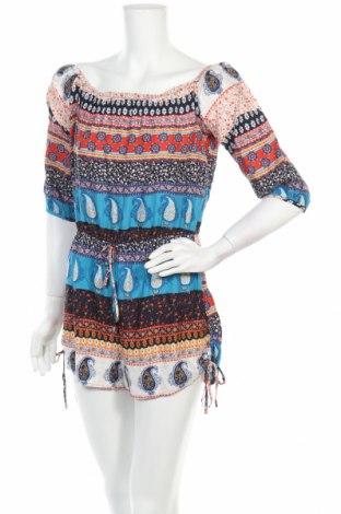 Γυναικεία σαλοπέτα Forever 21, Μέγεθος L, Χρώμα Πολύχρωμο, Βισκόζη, Τιμή 5,68€