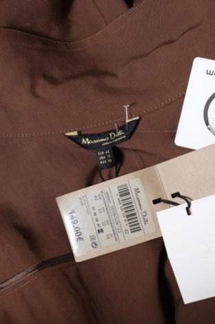 Γυναικεία σαλοπέτα Massimo Dutti, Μέγεθος L, Χρώμα Καφέ, Ασετάτ, Τιμή 27,28€