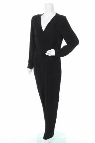 Γυναικεία σαλοπέτα Massimo Dutti, Μέγεθος L, Χρώμα Μαύρο, 100% βισκόζη, Τιμή 23,04€