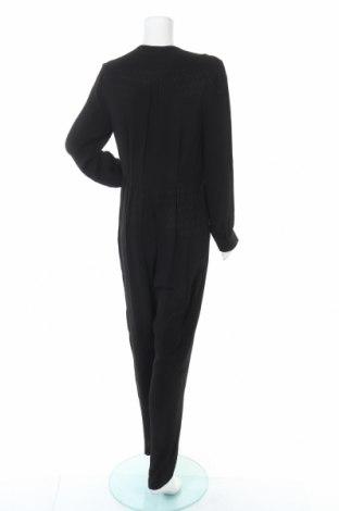 Γυναικεία σαλοπέτα Massimo Dutti, Μέγεθος L, Χρώμα Μαύρο, 100% βισκόζη, Τιμή 19,97€