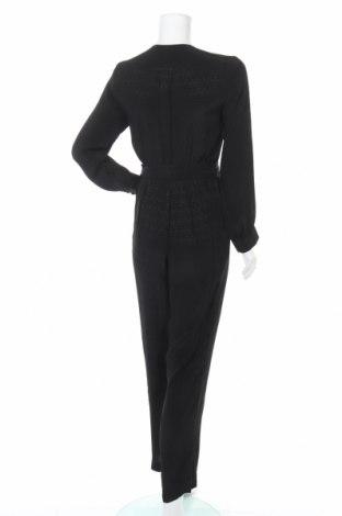 Γυναικεία σαλοπέτα Massimo Dutti, Μέγεθος S, Χρώμα Μαύρο, 100% βισκόζη, Τιμή 23,04€