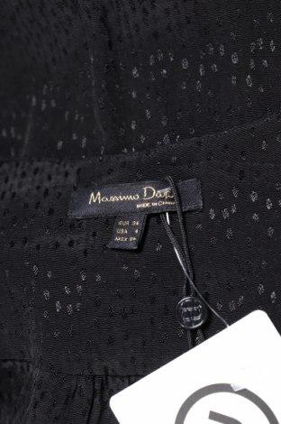 Дамски гащеризон Massimo Dutti, Размер S, Цвят Черен, 100% вискоза, Цена 104,25лв.