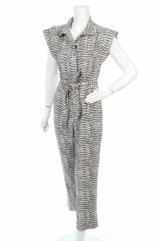 Γυναικεία σαλοπέτα Massimo Dutti, Μέγεθος XS, Χρώμα Λευκό, 67% βισκόζη, 33% λινό, Τιμή 40,98€