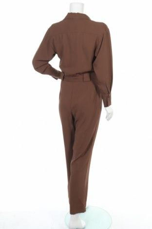 Γυναικεία σαλοπέτα Massimo Dutti, Μέγεθος S, Χρώμα Καφέ, Ασετάτ, Τιμή 32,15€