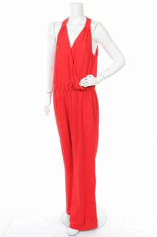 Γυναικεία σαλοπέτα Single Dress, Μέγεθος L, Χρώμα Κόκκινο, Πολυεστέρας, Τιμή 22,41€