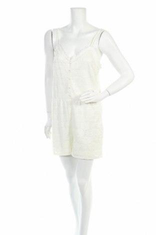 Γυναικεία σαλοπέτα Vila, Μέγεθος M, Χρώμα Λευκό, 92% πολυαμίδη, 8% ελαστάνη, Τιμή 16,08€