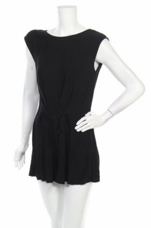 Дамски гащеризон Zara, Размер M, Цвят Черен, Цена 10,24лв.