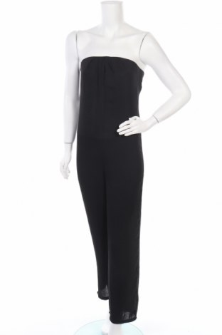 Дамски гащеризон Zara Trafaluc, Размер XS, Цвят Черен, Полиестер, Цена 11,03лв.