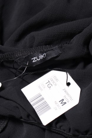 Дамски гащеризон Zuiki, Размер M, Цвят Черен, 95% полиестер, 5% еластан, Цена 22,44лв.