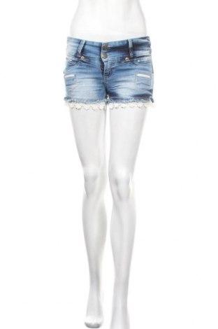 Γυναικείο κοντό παντελόνι, Μέγεθος S, Χρώμα Μπλέ, Τιμή 9,94€