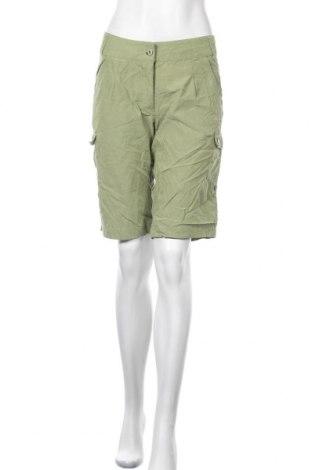 Γυναικείο κοντό παντελόνι Belowzero, Μέγεθος L, Χρώμα Πράσινο, Τιμή 4,77€