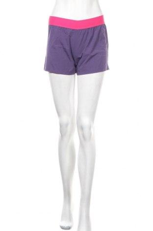 Γυναικείο κοντό παντελόνι Crane, Μέγεθος S, Χρώμα Βιολετί, 88% πολυεστέρας, 12% ελαστάνη, Τιμή 7,40€