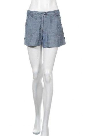Γυναικείο κοντό παντελόνι H&M, Μέγεθος M, Χρώμα Μπλέ, Βαμβάκι, Τιμή 5,00€