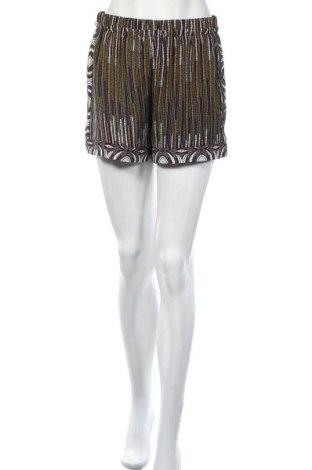 Γυναικείο κοντό παντελόνι H&M Conscious Collection, Μέγεθος M, Χρώμα Πολύχρωμο, Τιμή 8,28€