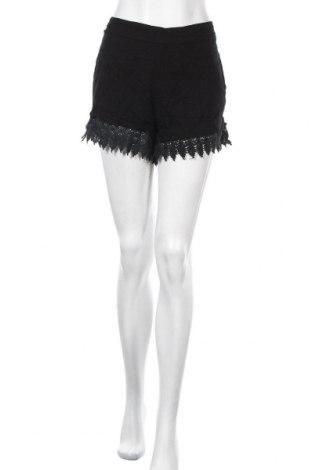 Γυναικείο κοντό παντελόνι Lascana, Μέγεθος XL, Χρώμα Μαύρο, Τιμή 8,83€