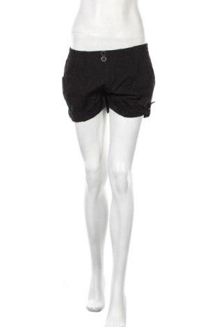 Γυναικείο κοντό παντελόνι Okay, Μέγεθος M, Χρώμα Μαύρο, Βαμβάκι, Τιμή 9,55€