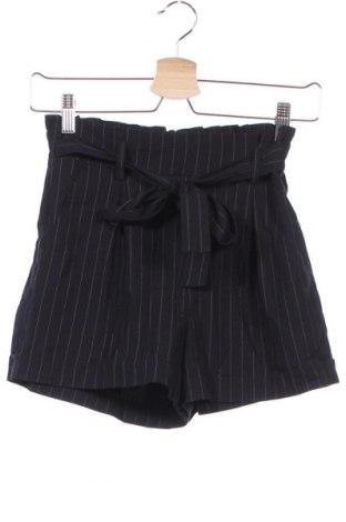 Γυναικείο κοντό παντελόνι Tally Weijl, Μέγεθος XS, Χρώμα Μαύρο, Τιμή 11,69€