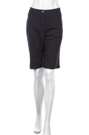 Γυναικείο κοντό παντελόνι Toni Dress, Μέγεθος L, Χρώμα Μπλέ, 98% βαμβάκι, 2% ελαστάνη, Τιμή 11,72€