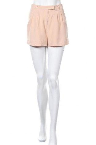 Γυναικείο κοντό παντελόνι Topshop, Μέγεθος S, Χρώμα Ρόζ , 100% πολυεστέρας, Τιμή 11,36€