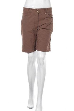 Γυναικείο κοντό παντελόνι Urban Active, Μέγεθος M, Χρώμα Καφέ, 90% πολυαμίδη, 10% ελαστάνη, Τιμή 3,18€