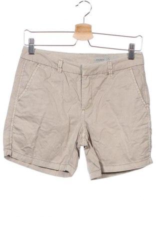 Γυναικείο κοντό παντελόνι Vero Moda, Μέγεθος XS, Χρώμα  Μπέζ, Βαμβάκι, Τιμή 8,77€