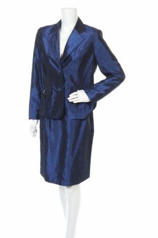 Γυναικείο κοστούμι, Μέγεθος M, Χρώμα Μπλέ, 70% πολυεστέρας, 30% πολυαμίδη, Τιμή 17,24€