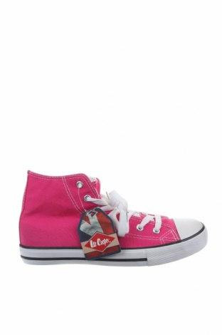 Дамски обувки Lee Cooper, Размер 40, Цвят Розов, Текстил, Цена 30,74лв.