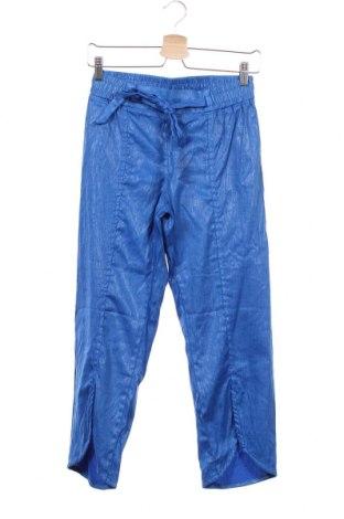 Дамски панталон, Размер XS, Цвят Син, Цена 6,39лв.