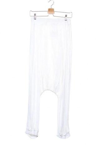 Дамски панталон, Размер XS, Цвят Бял, Цена 5,78лв.