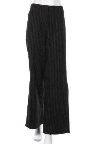 Дамски панталон Armani Exchange, Размер S, Цвят Черен, 60% полиестер, 26% вълна, 13% вискоза, 1% акрил, Цена 43,47лв.