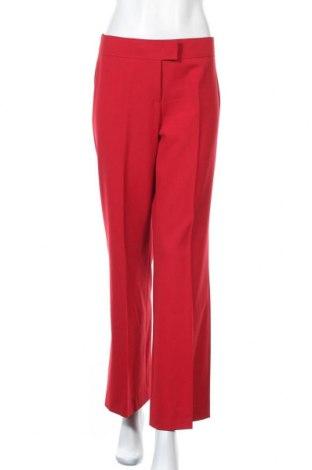 Дамски панталон Blacky Dress, Размер S, Цвят Червен, 52% полиестер, 43% вълна, 5% еластан, Цена 13,70лв.