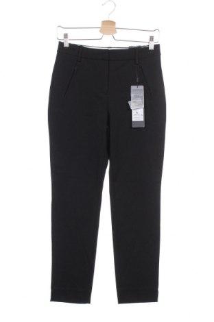 Γυναικείο παντελόνι Buena Vista, Μέγεθος XS, Χρώμα Μαύρο, 55% πολυαμίδη, 40% βισκόζη, 5% ελαστάνη, Τιμή 16,37€