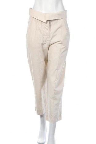 Дамски панталон COS, Размер S, Цвят Бежов, Цена 36,23лв.