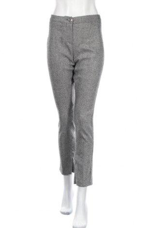 Дамски панталон Camomilla, Размер XL, Цвят Сив, 58% полиестер, 26% вълна, 14% вискоза, 2% еластан, Цена 28,70лв.