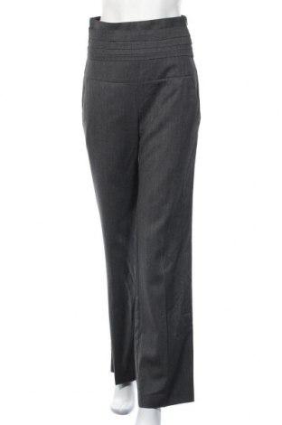 Γυναικείο παντελόνι Capasca, Μέγεθος S, Χρώμα Γκρί, 34% μαλλί, 42% πολυεστέρας, 24% βισκόζη, Τιμή 5,91€