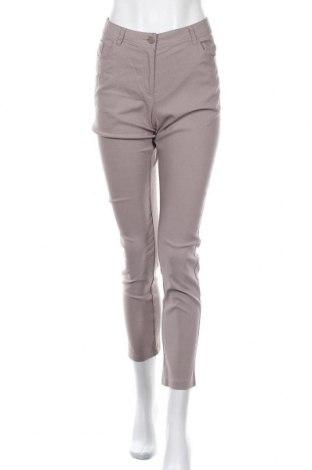 Γυναικείο παντελόνι Charles Vogele, Μέγεθος M, Χρώμα  Μπέζ, Τιμή 16,05€