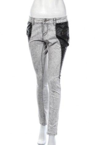 Γυναικείο Τζίν Hydee by Chicoree, Μέγεθος M, Χρώμα Γκρί, 70% βαμβάκι, 28% πολυεστέρας, 2% ελαστάνη, Τιμή 6,14€