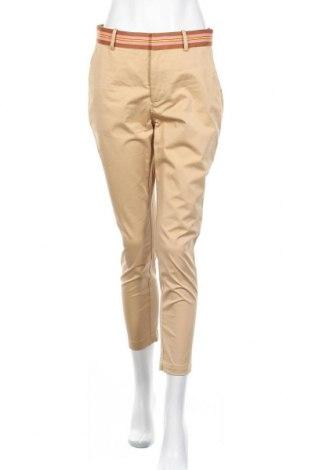 Дамски панталон Closed, Размер S, Цвят Бежов, 97% памук, 3% еластан, Цена 25,20лв.
